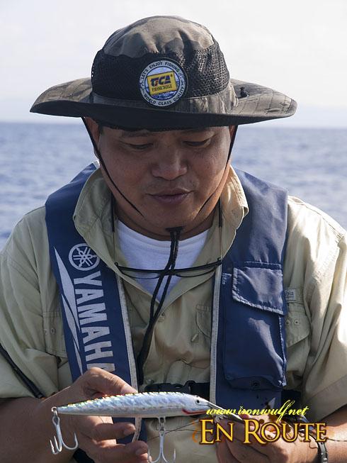 Batanes Fishing Showing the Jog