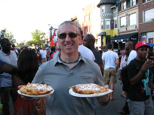 Funnel Cakes for Two