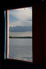 Vistes (Otger!) Tags: water rio brasil clouds river amazon nuvols riu rionegro amazonriver amazonrainforest otger amazones selvaamazonica