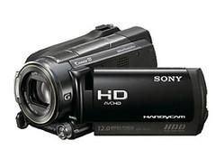 Sony Handycam HDRXR500V