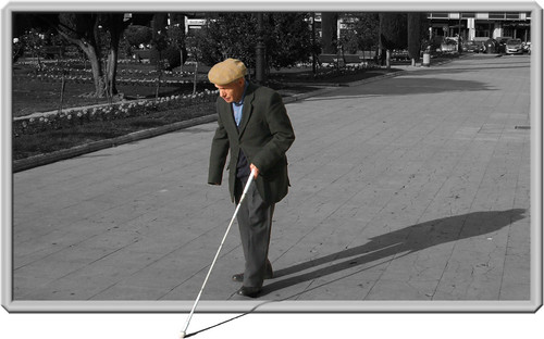 I Tried Living As A Blind Man 62
