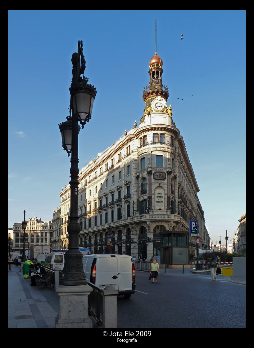 Banco Español de Crédito II