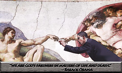 Obama's Co-Creation of Adam