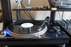 Modified Technic 1210 (Dave & Grace) Tags: nikon dj vinyl technics turntable deck technic 1200 1210 rega shure d40 rb250
