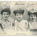 Rosina Ferro, Jeanne Troupel & Maria Nulli