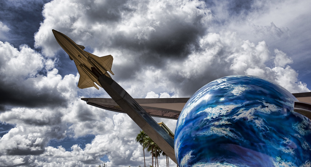 Mission Space Exterior - Walt Disney World [Explore]