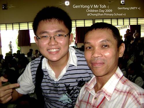 GenYong V Mr Toh
