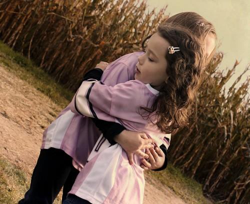 Need a hug, Sister ?
