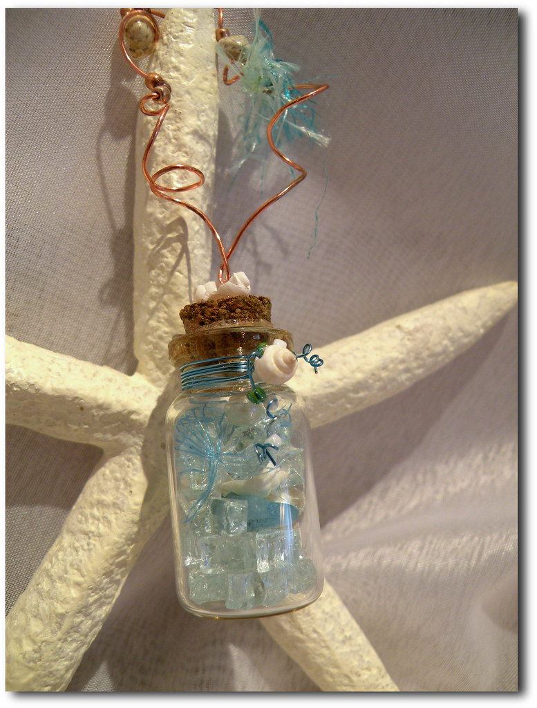The Worlds Newest Photos Of Recycled And Suncatcher Flickr Hive Mind Circuit Board Geekery Vintage Lantern By Debbyaremdesigns Mermaid Treasure Bottle Ornament A2seacreations Tags Ocean Blue Sea Cute Green Beach Glass