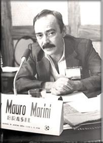 Ruy Mauro Marini (em sua única foto conhecida)