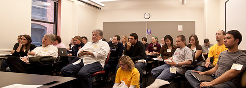 PodCamp Pittsburgh 4, Day 1 Pano-2