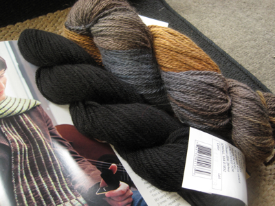 great adirondack yarn co. and classic elite lush