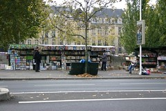 Booksellers by the river Seine Paris (www.FranceHouseHunt.com) Tags: paris france seine river book seller