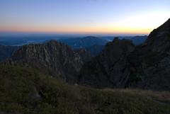 tramonto sulla pianura (supersky77) Tags: sunset alps nature tramonto natura alpen alpi lagomaggiore verbano valgrande pianurapadana parconazionalevalgrande bocchettadicampo