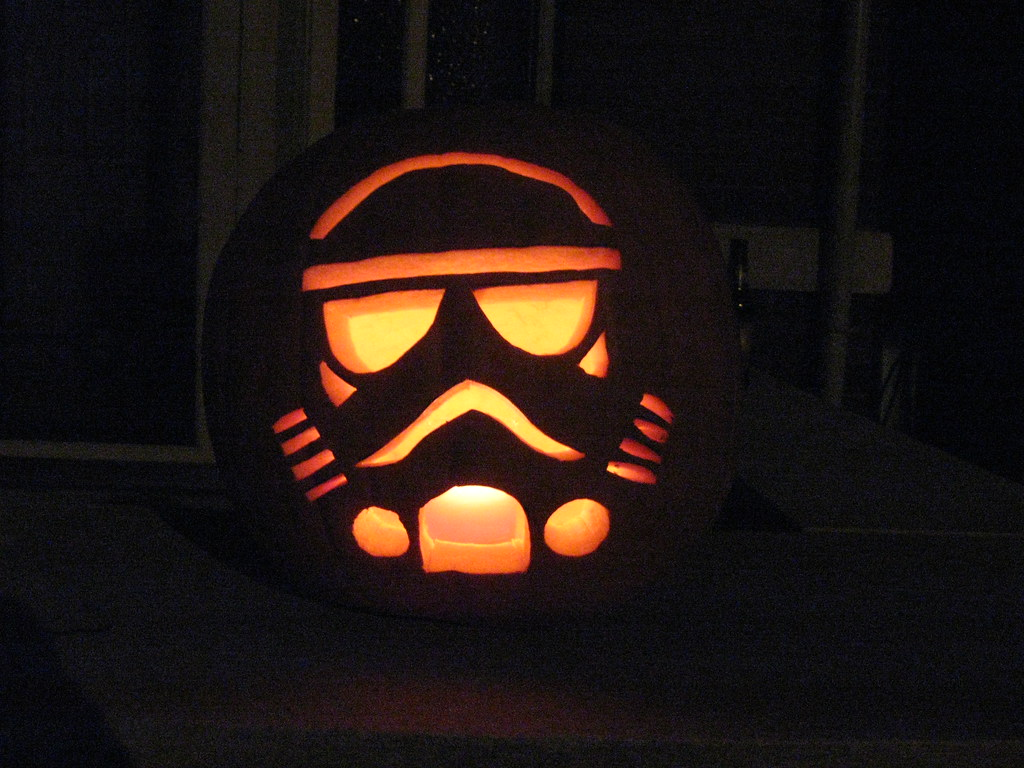 The Worlds Newest Photos Of Jackolantern And Stormtrooper Flickr