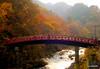 Shinkyo Bridge, Nikko Japan
