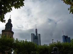 Frankfurt am Main (colin2k) Tags: city tower skyline skyscraper hessen frankfurt main fra frankfurtammain mainhatten hochhaus wolkenkratzer frankfurtam rheinmaingebiet