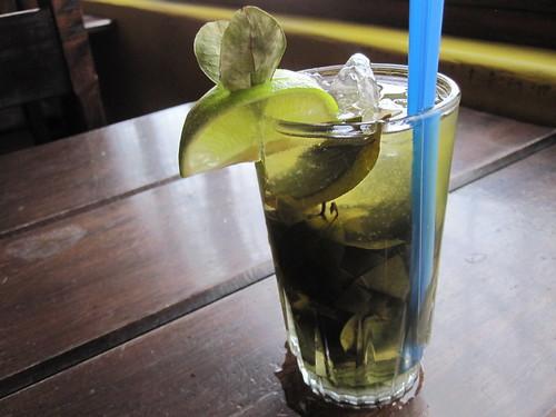 Coca Mojito