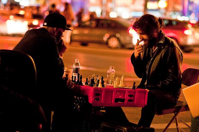 134/365 - Chess, Union Square.