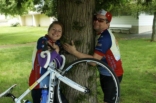 Climate Ride: Trees and Bikes we like