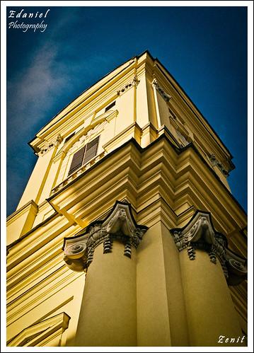 Tower in Debrecen