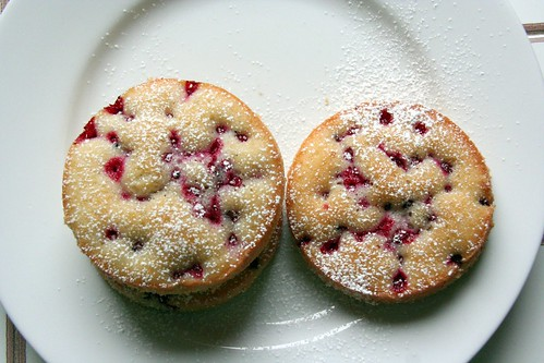 Currant Tea Cakes