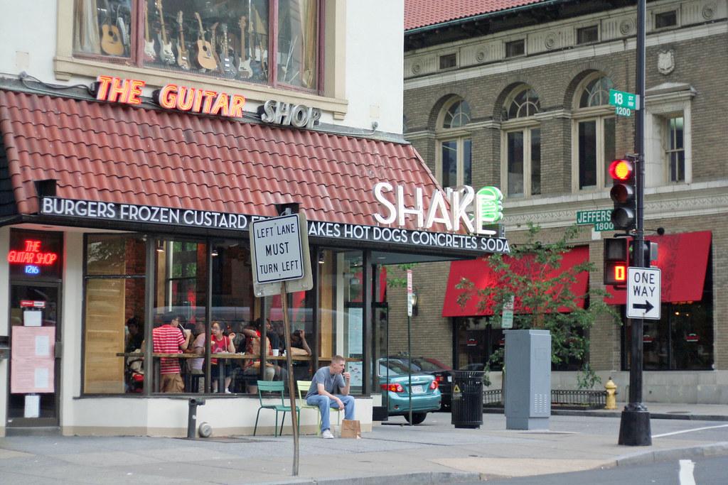 shake shack|DC
