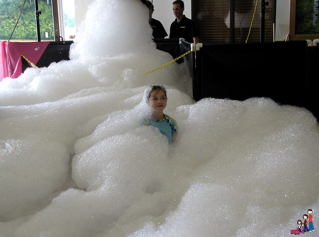 Buried in Bubbles