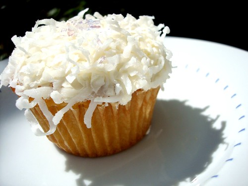 Coconut, The Yellow Leaf Cupcake Co., Seattle