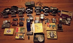 eBay Camera Collection #1 (150hp) Tags: for sale cameras