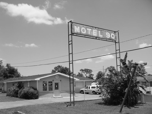 Motel 90, Louisiana.
