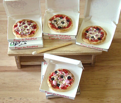 Miniature Pizza Fever