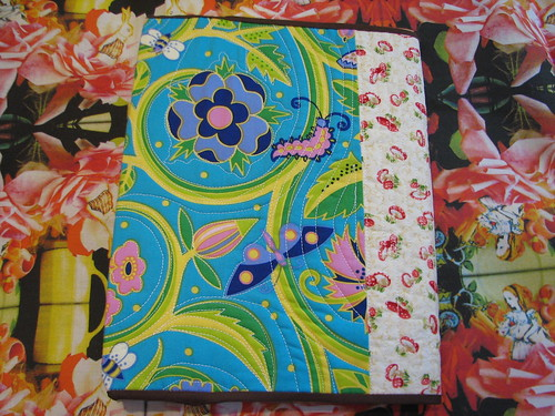 back of journal cover