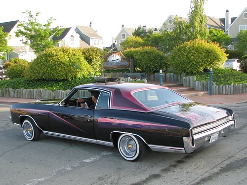 1972 Chevrolet Monte Carlo Two