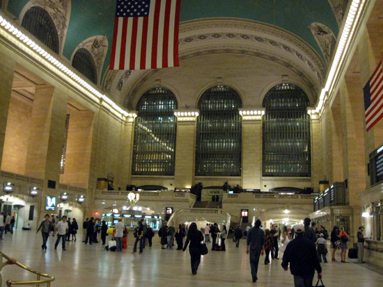 Grand Central Station (Click to enlarge)