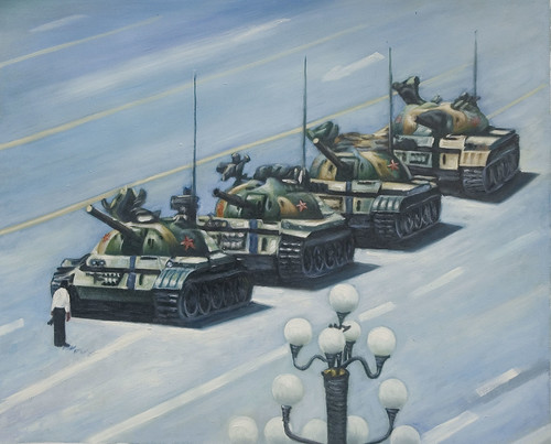 Tiananmen Square: our art products will give you total satisfation