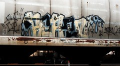rearn (mightyquinninwky) Tags: geotagged graffiti tag tracks award tags tagged rails spraypaint graff graphiti invite hopper trainyard trainart paintedtrain freightyard railart spraypaintart ohiorivervalley grainhopper evansvilleindiana goldstaraward paintedboxcar paintedhopper howellarea geo:lon=8761012 rearn geo:lat=379597 bestofformyspacestation