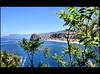 Panorama Scilla con Castello (Antudo) Tags: italy panorama italia scilla castello bruno calabria spiaggia tamron18200 sonyalpha350 phoddastica antudo