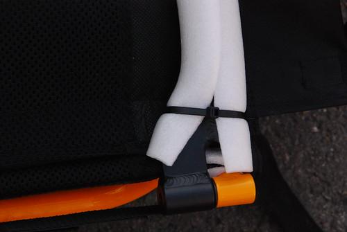 Trike Equipment Update: Seat