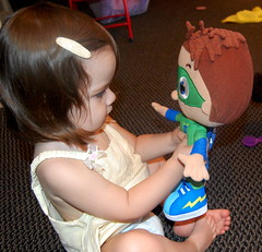 Talking Super Why!