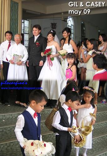 10 church wedding_gil casey by you.