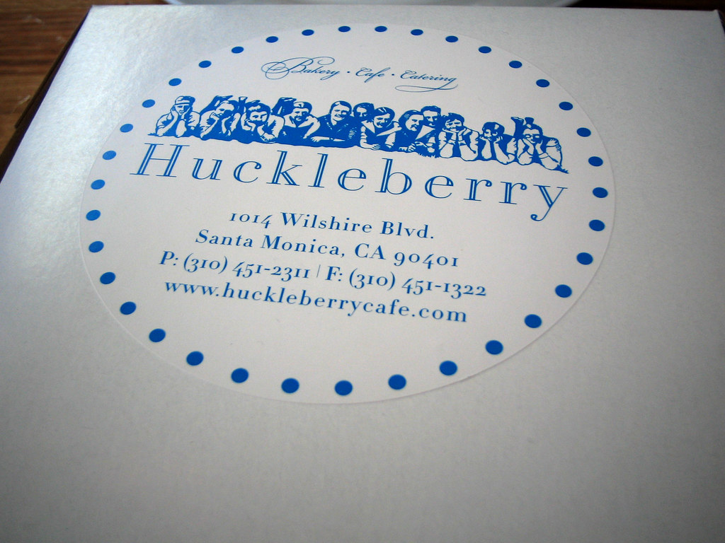 Huckleberry Cafe