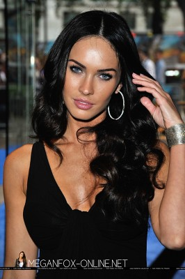 Transformers 2 Londres Megan Fox 2