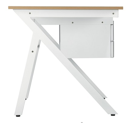 CB2 Graph Desk