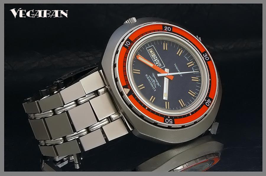 Longines - Longines Admiral diver vintage...( Pics ) 3651040771_e7404b729a_o