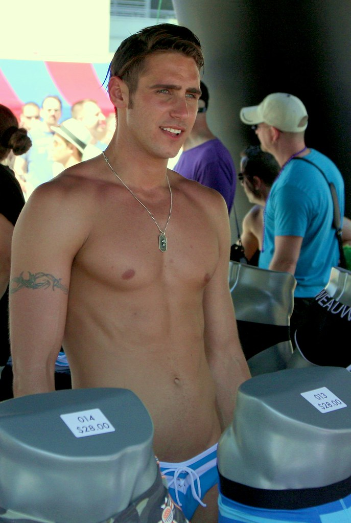 1b6c28358f IMG_0885 (worleyx) Tags: gay festival washingtondc underwear digit pride  gaypride dupontcircle swimwear worley