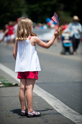 Bainbridge Island Fourth of July Parade