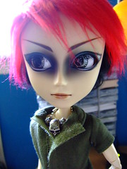 Little Lion Man (WhatIfChris) Tags: toy toys doll dolls hash junplanning taeyang