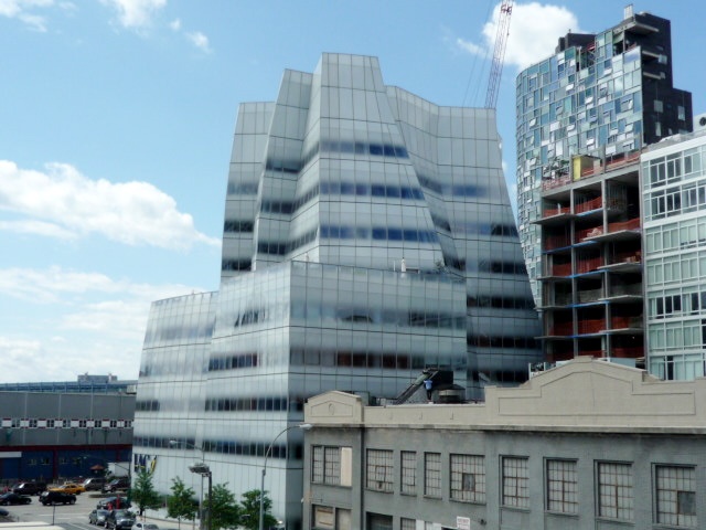 IAC/InterActiveCorp HQ by Gehry