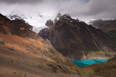 Huayhuash Landscape
